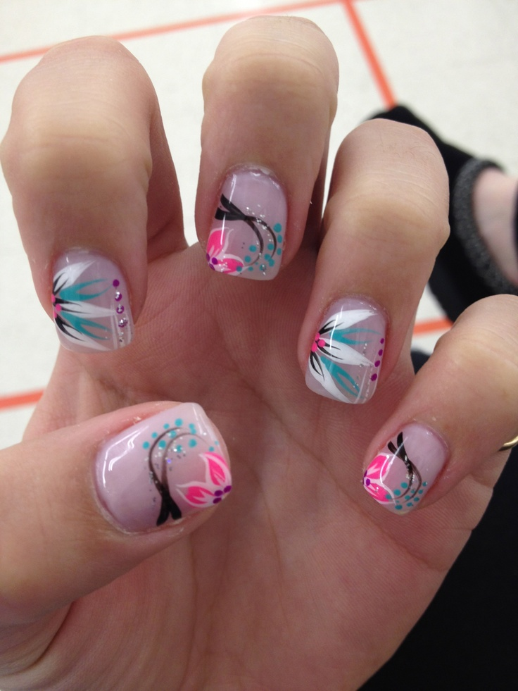 1000+ Ideas About Nail Designs Spring On Pinterest
