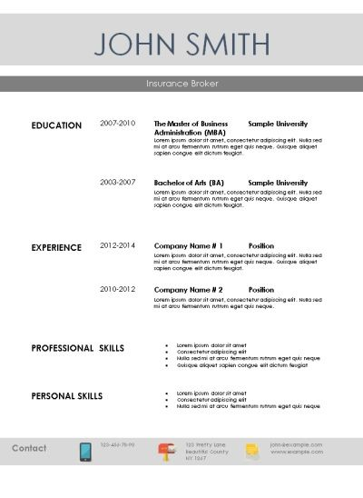 10 best Creative Resume Templates images on Pinterest Creative - free printable resume templates downloads