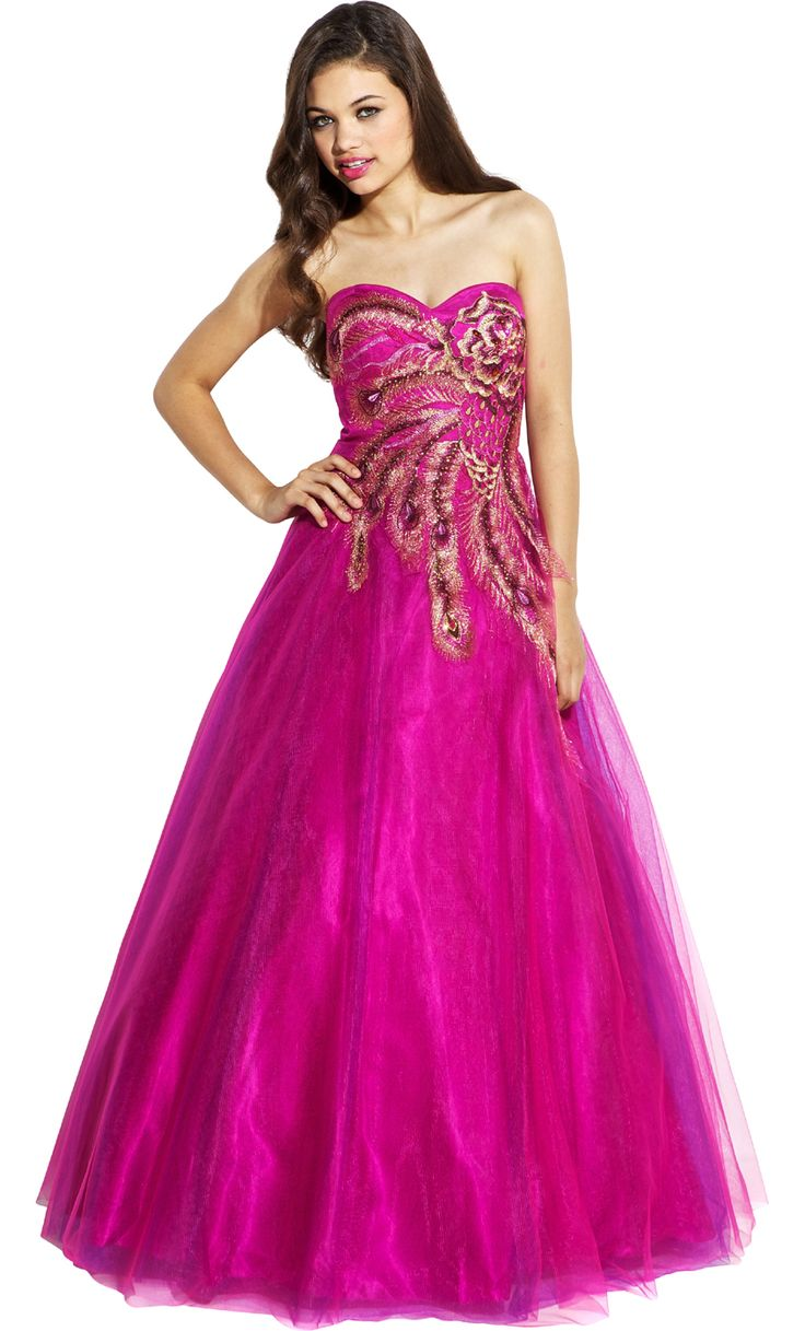 19 best Corset prom dresses images on Pinterest | Corset prom ...