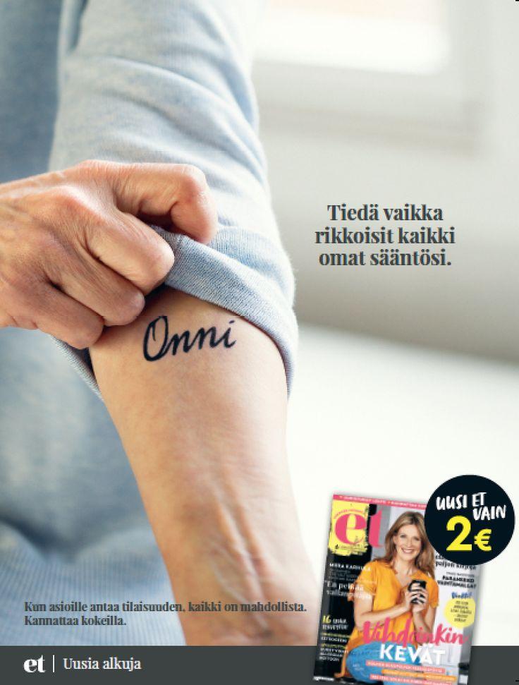 ET uusi printtisarja 2017.