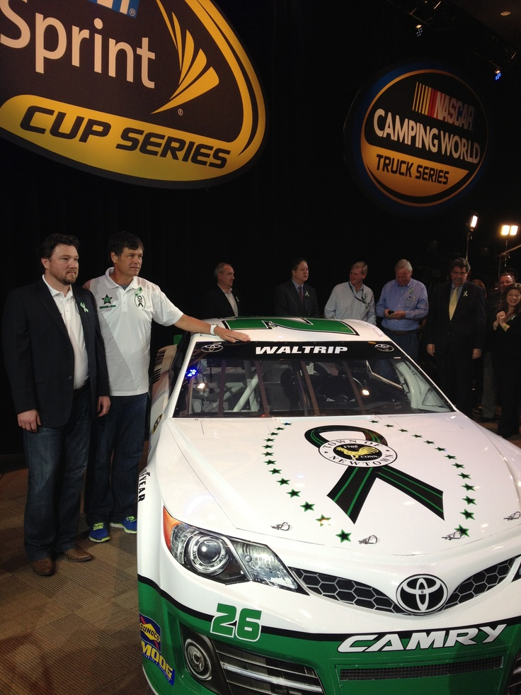 Unveiling of #car26 on Media Day!