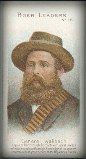 Boereleiers: Nr. 18 ~ Gen. Weilbach.
