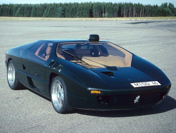 Isdera Imperator 108i (1990)