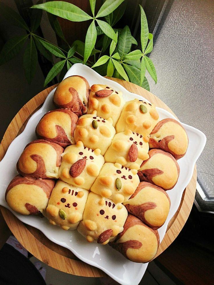 りすちぎりパン by ay11230rj [クックパッド] 簡単おいしいみんなのレシピが224万品
