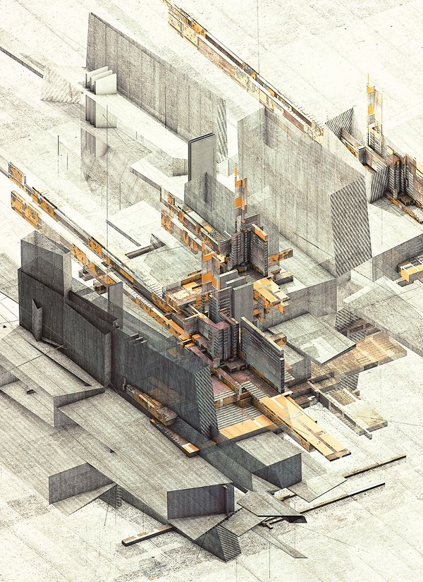 Juxtapoz Magazine - Illustrations by Atelier Olschinsky Come and see our new website at bakedcomfortfood.com!