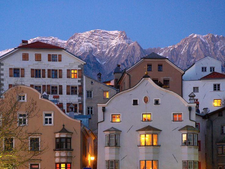 Hall in Tirol - Tyrol - Austria 10-minute commuter train from Innsbruck