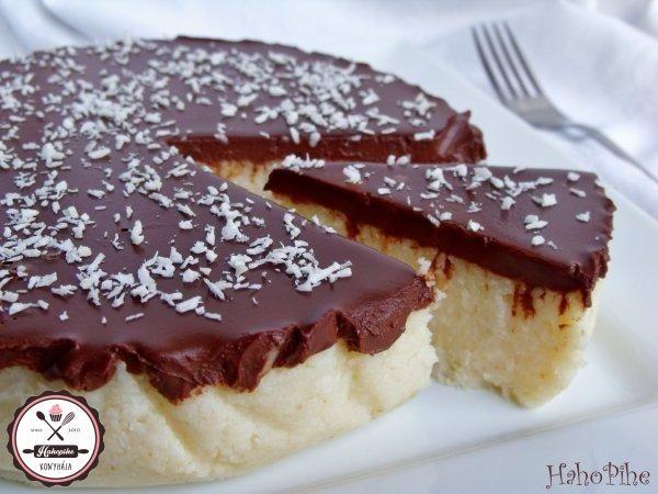 A tejbegríz előléptetése – Kókuszos tejbegríz torta (Blogkóstoló 19.)  | HahoPihe Konyhája - Receptneked.hu