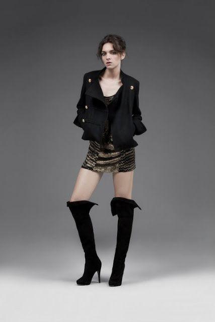 A Style Virgin: Maria Cher invierno '11