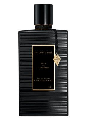 Rêve de Cashmere by Van Cleef & Arpels is a Oriental Woody fragrance for women and men. This is a new fragrance. Rêve de Cashmere was launched in 2017. The fragrance features sandalwood, leather, bl...