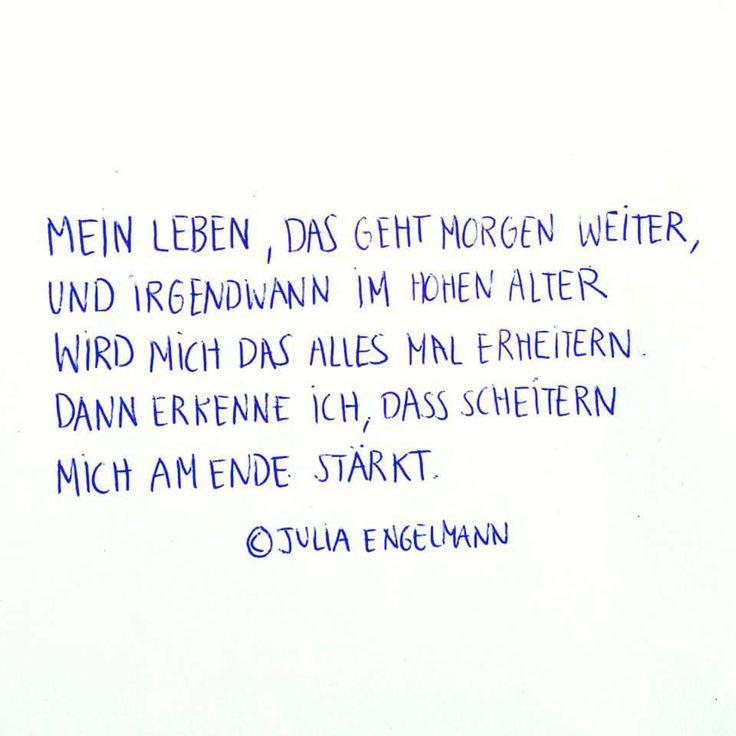 scheitern ... Julia Engelmann