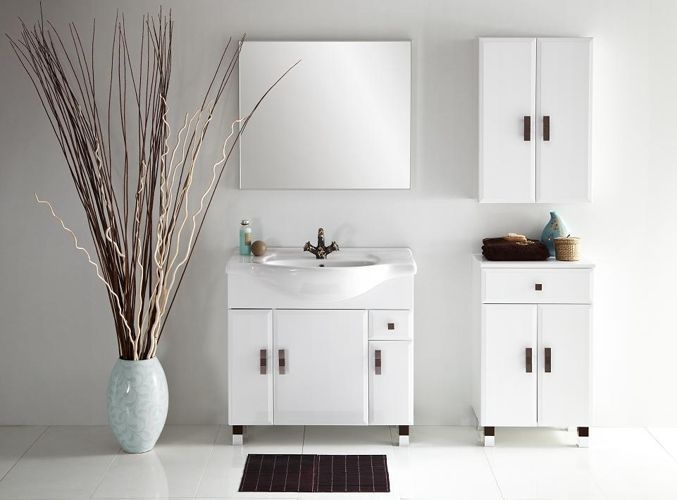 ALDEA bathroom furniture #lazienka #meble #szafka # cabinet