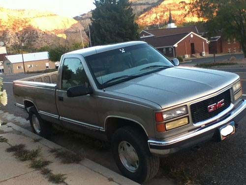 1998 gmc sierra 1500 manual