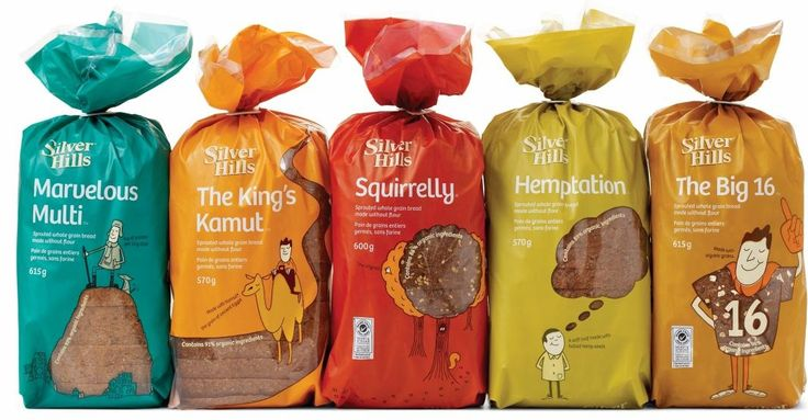 Rolling in the Plant-Powered Dough: Whole-Grain Vegan Breads To Love!  Silver Hills and One Degree both have varieties great for plant based!
