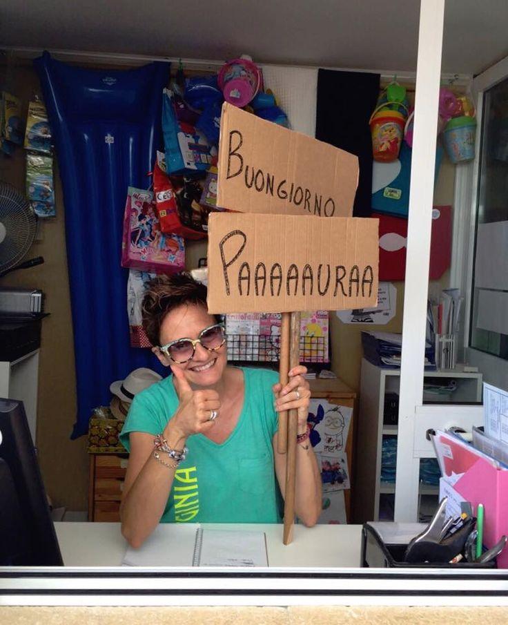 Patty!! Summer 2015 #bagnivirginia #Loano #Liguria