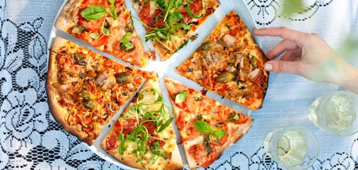 Pizza: zelf gemaakt het allerlekkerst Colette, Koken - Margriet