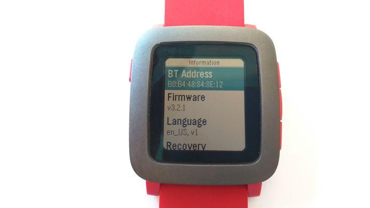 Ανεπίσημη υποστήριξη ελληνικών για Pebble Time και Time Steel | Smartwatcher.gr