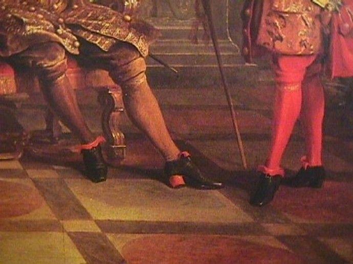На лабутенах: как появилась легендарная красная подошва
