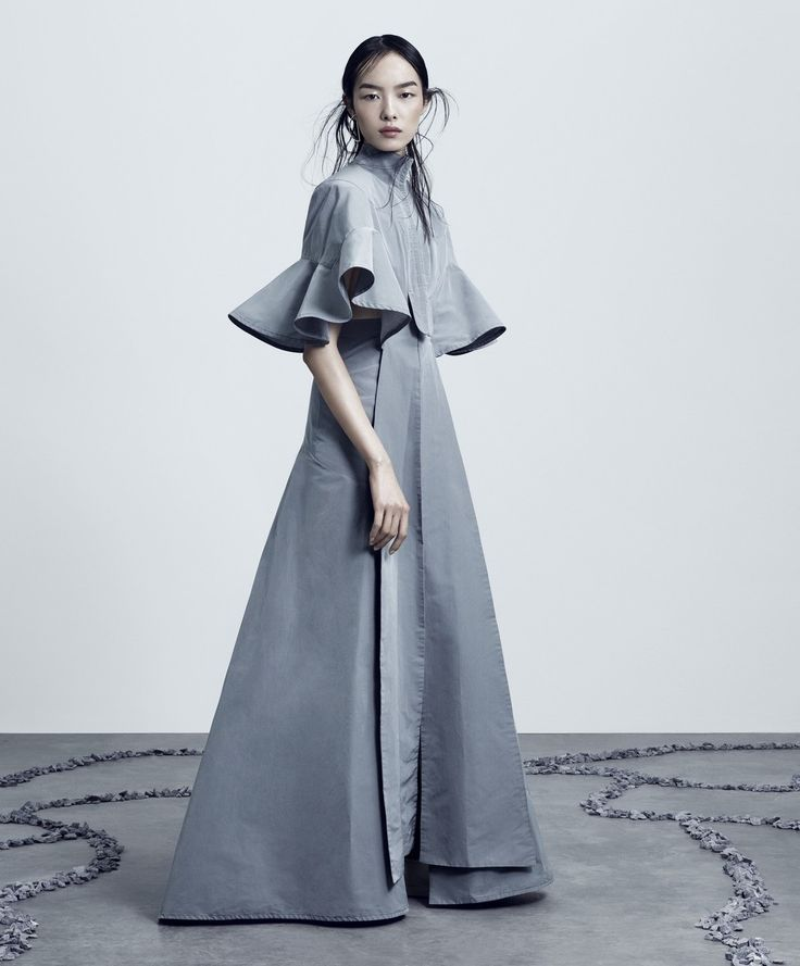 fei fei sun by paola kudacki for t magazine china #1 march 2015
