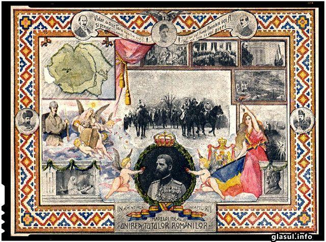 17 Noiembrie 1918 - Un moment istoric: are loc consfatuirea fruntasilor politici la care se discuta proiectul in opt puncte ce continea hotararea de unire a Transilvaniei cu Vechiul Regat