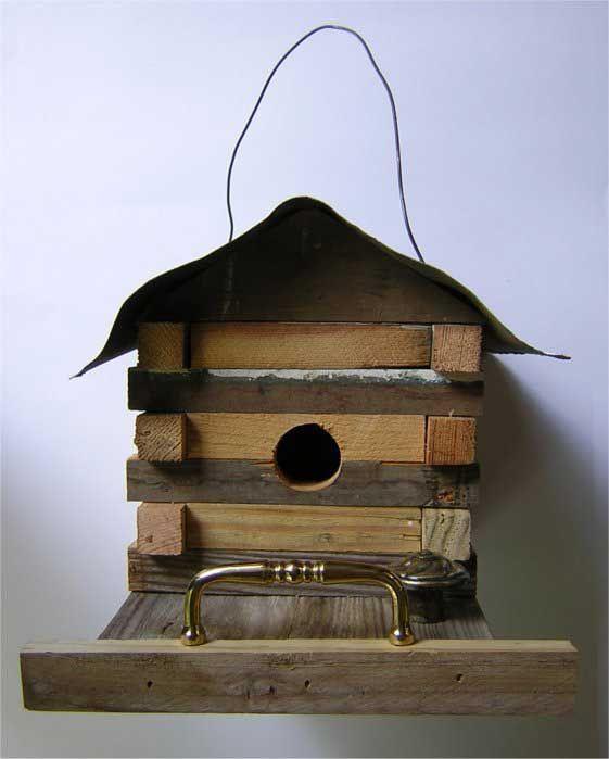 25+ Best Bird House Plans Ideas On Pinterest