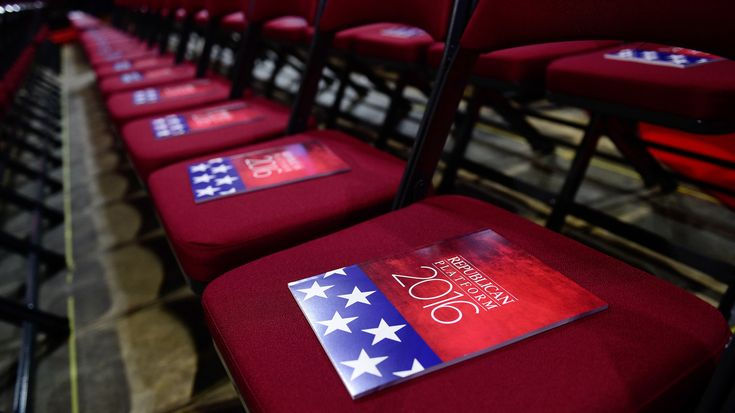 A Republican delegate to the convention says a Trump campaign aide claimed Trump had directed him to weaken support for U.S. aid to Ukraine. Congressional investigators are looking into it.
