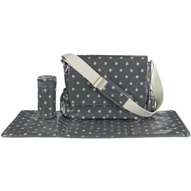 Cath polka dot changing bag <3