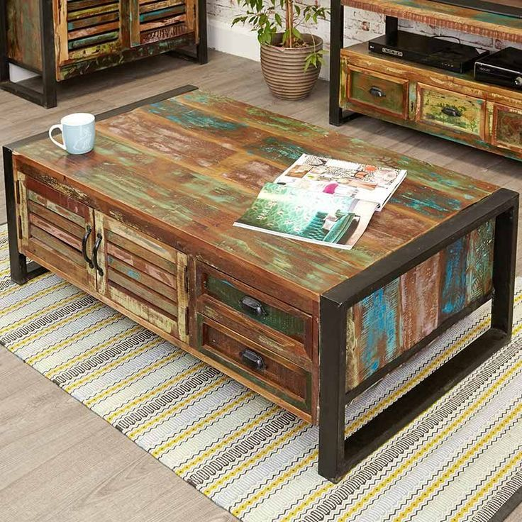Extra Large Stone Coffee Table: 17 Best Ideas About Large Coffee Tables On Pinterest