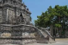 Mendut Temple, Java, Indonesia