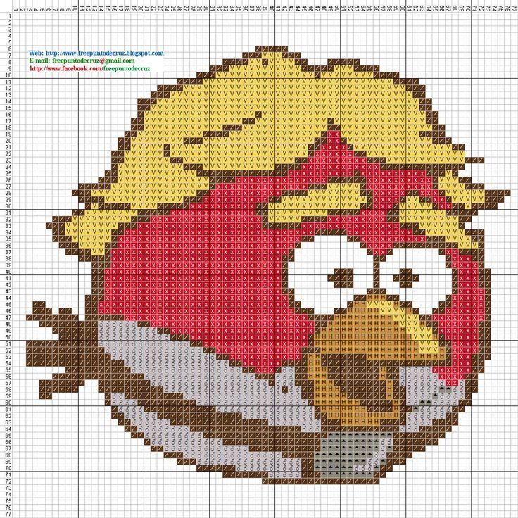 Angry Birds Star Wars Cross