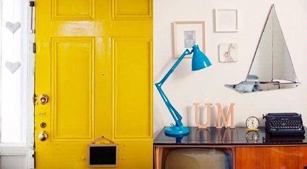 drzwi wejsciowe kolor