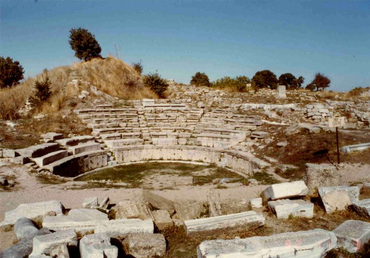 Amphitheatre of Troy.