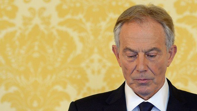 Sir John Chilcot unveils his report into the Iraq war.