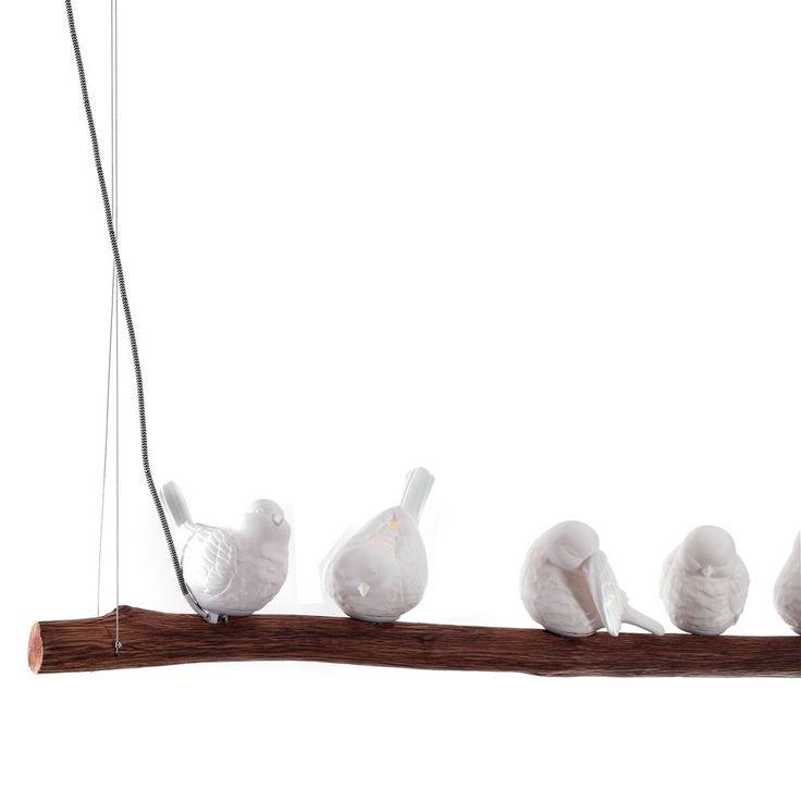 HANGING LAMP  DINING BIRDS  | Kare Design 38804 | 47  | pendant