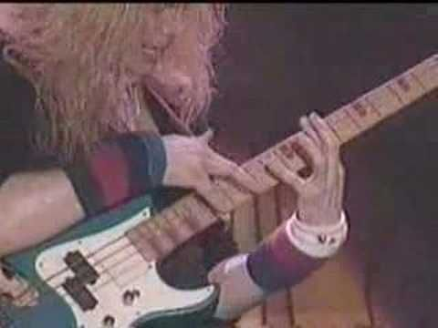 """Billy Sheehan ... bass solo ... guy is so F'n AMAZING, from """"TALAS"""" Days, to """"David Lee Roth"""" Band, to """"MR. BIG"""" ... I can only WISH I could play as well as Him."""