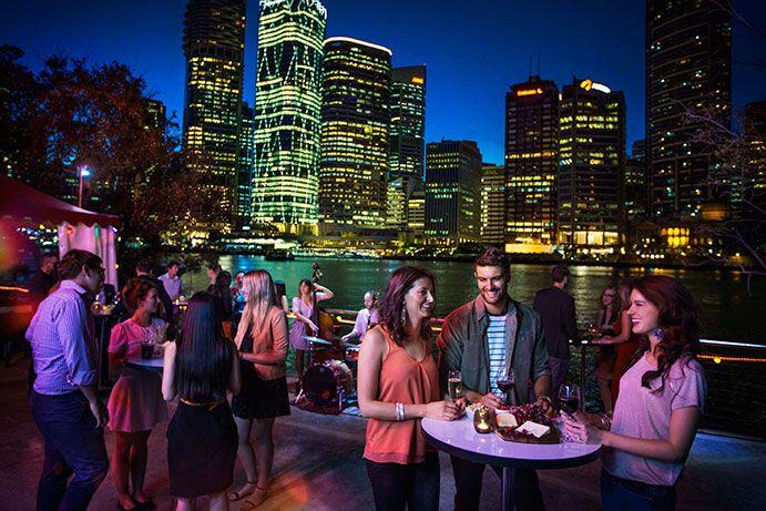 Brisbane Jazz Club, nightlife in Brisbane