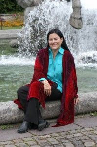 Diana Gabaldon is an amazing writer!! Outlander Series by far one of my all time favorites!