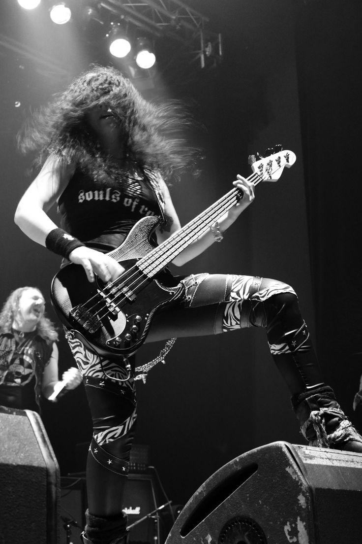 Joey Roxx Bassist Mystic Prophecy