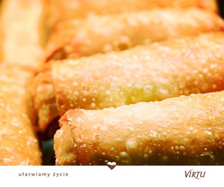 Krokiety #Virtu z kapustą i grzybami, ze szpinakiem, z mięsem czy z pieczarkami i serem? :)