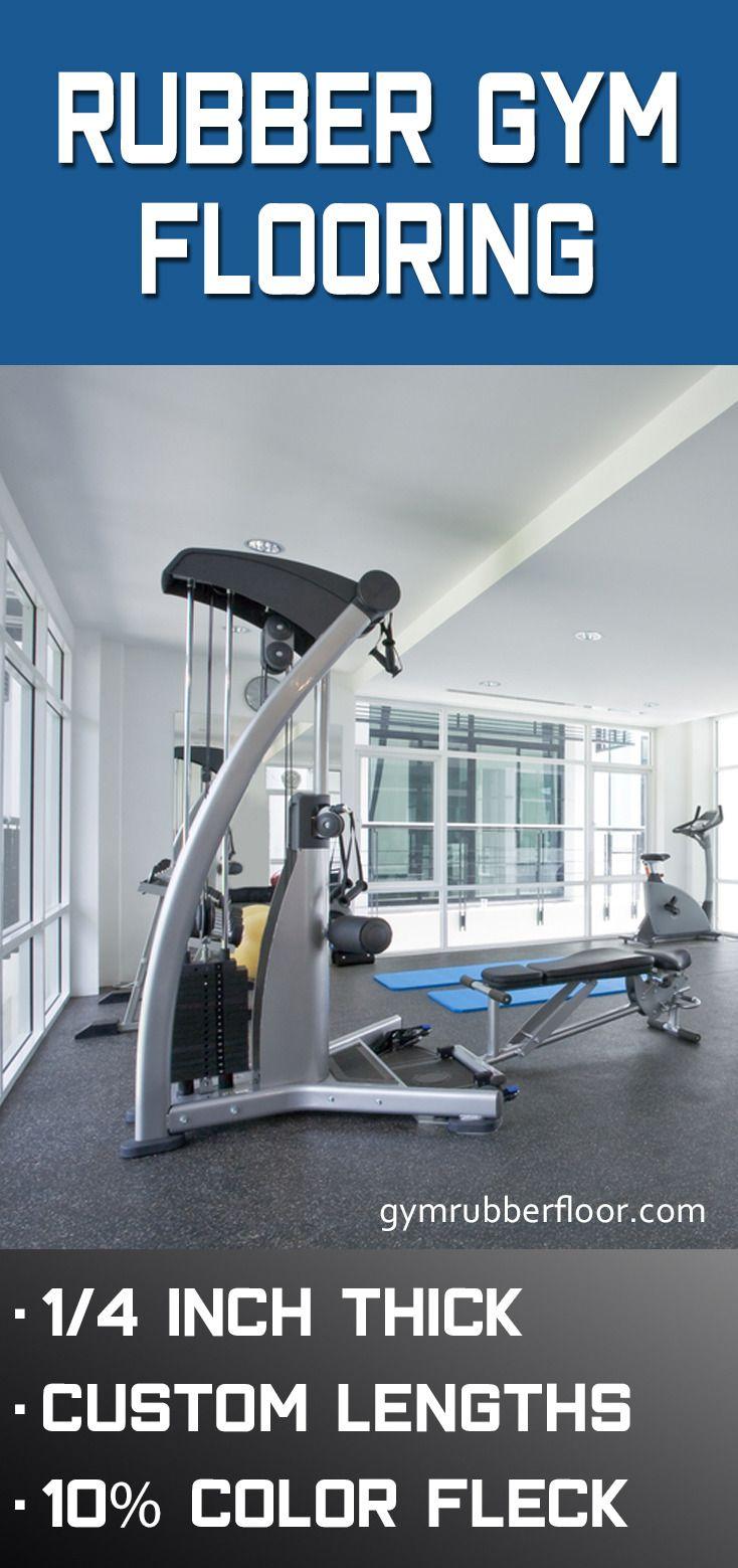 Resilient Rubber Flooring Gym Flooring Gym Flooring Rubber Home Gym Design