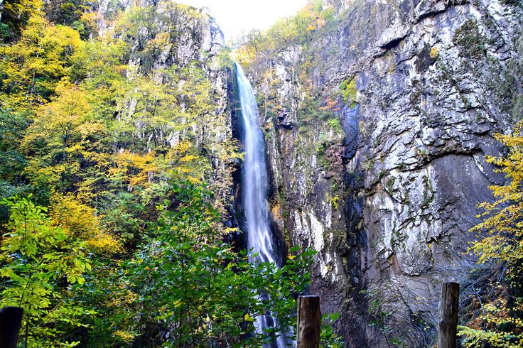 Livaditis Village Waterfall, Xanthi, Greece. http://agreekadventure.com/hiking/livaditis-village-waterfall-13426