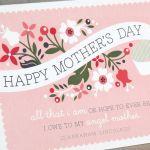 母の日メッセージカード 英語フレーズと感謝例文