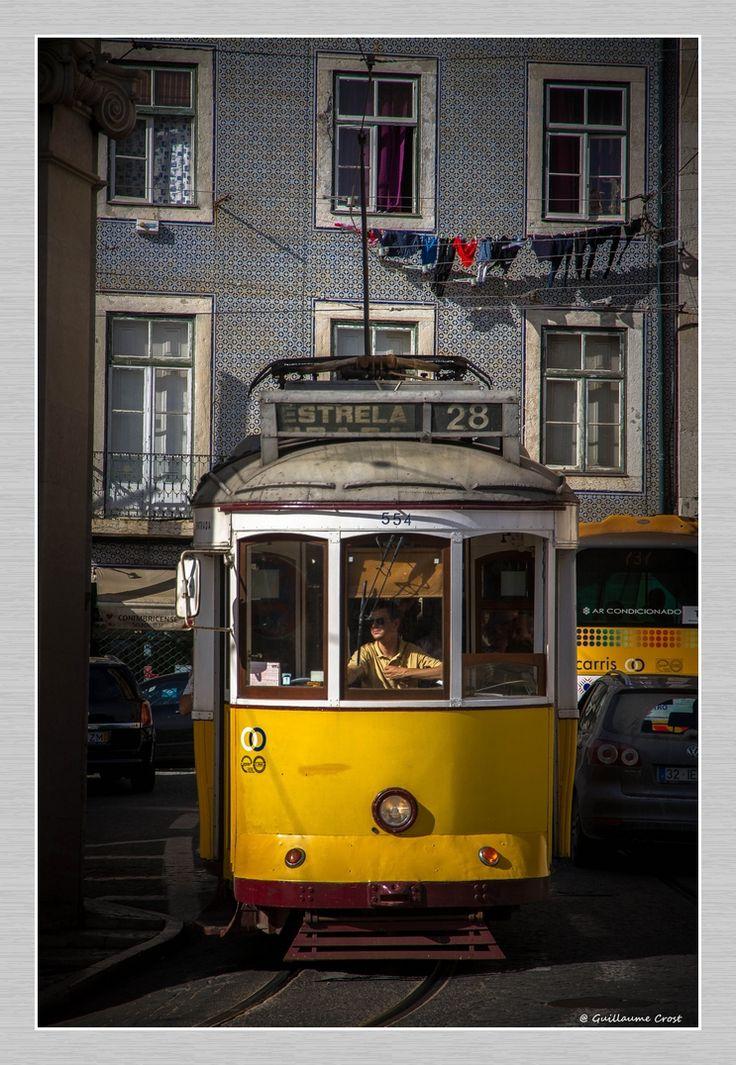 Alfama Lisbonne