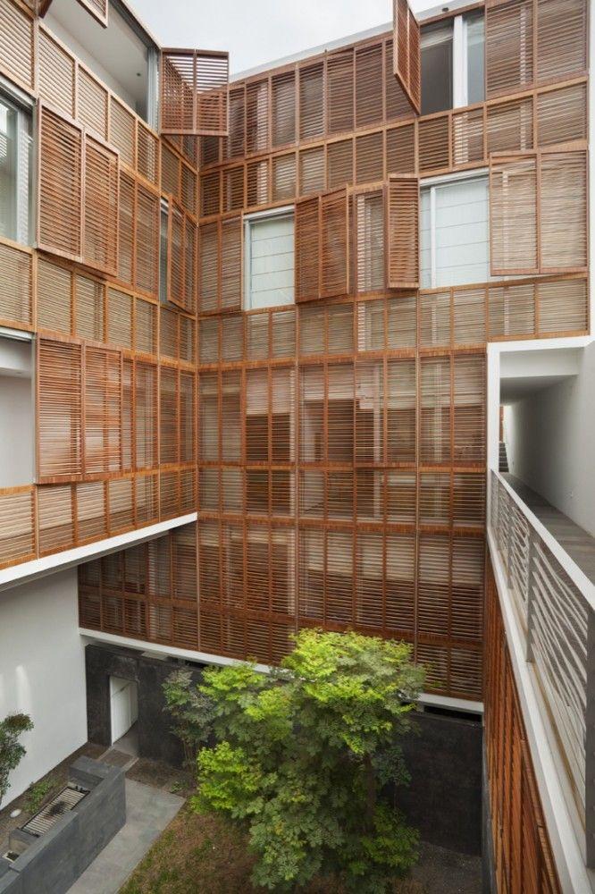 Mejores 39 im genes de wood en pinterest arquitectura for Arquitectura parametrica