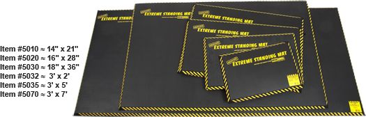 Working Concepts 5020 Extreme Standing Medium Mat