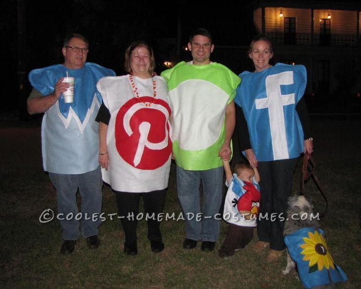 original group halloween costume app icons - Group Diy Halloween Costumes