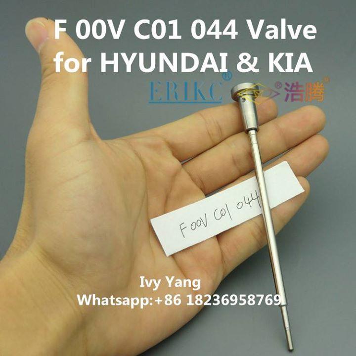 F 00V C01 044 F00VC01044 FOOVC01044 Valve Bosch for HYUNDAI