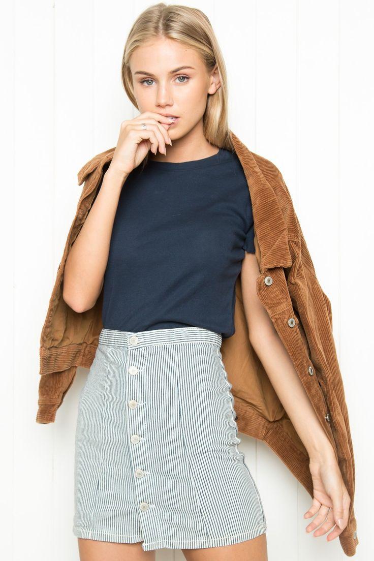 Brandy ♥ Melville | Calvin Top - Tees - Tops - Clothing