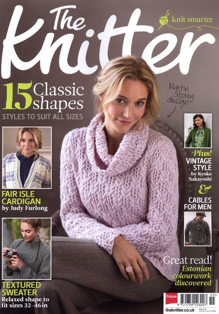 A KNITTER № 55 2013