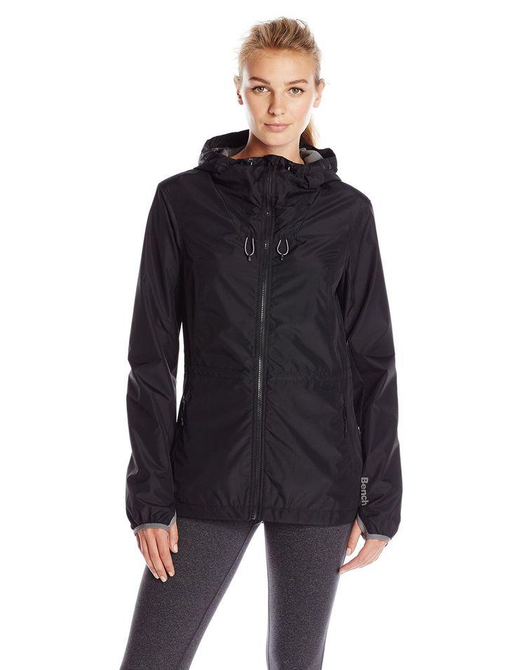 Bench Women's Urbanisms Jacket at Amazon Women's Clothing store: