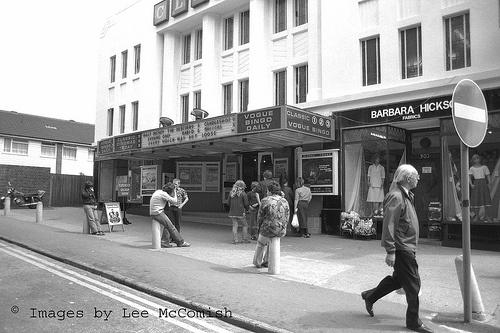 Camberley Classic, London Road, Camberley, Surrey : 1980